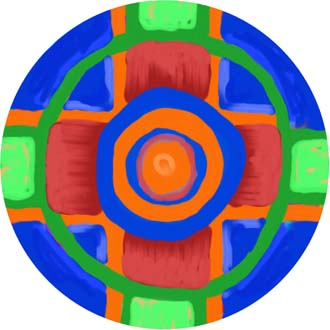 THE DAILY MANDALA by Henry Reed 12.14.2012 NASH FLASH 111010