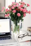 roses-in-the-office